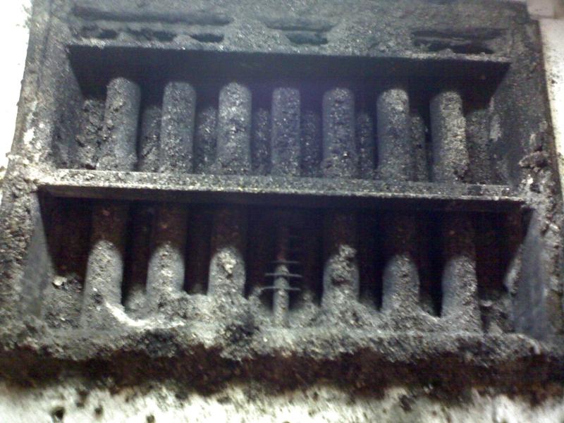 Scambiatore di calore sporco www acquafuoco com - Scambiatore di aria ...