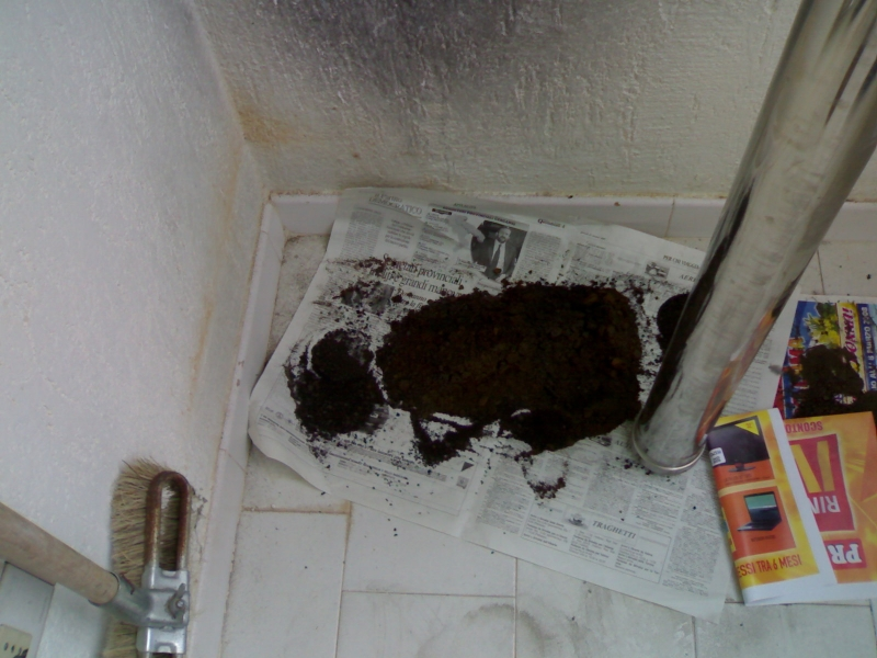 Tubi scarico fumi pieni www acquafuoco com - Tubi scarico fumi stufe a pellet ...