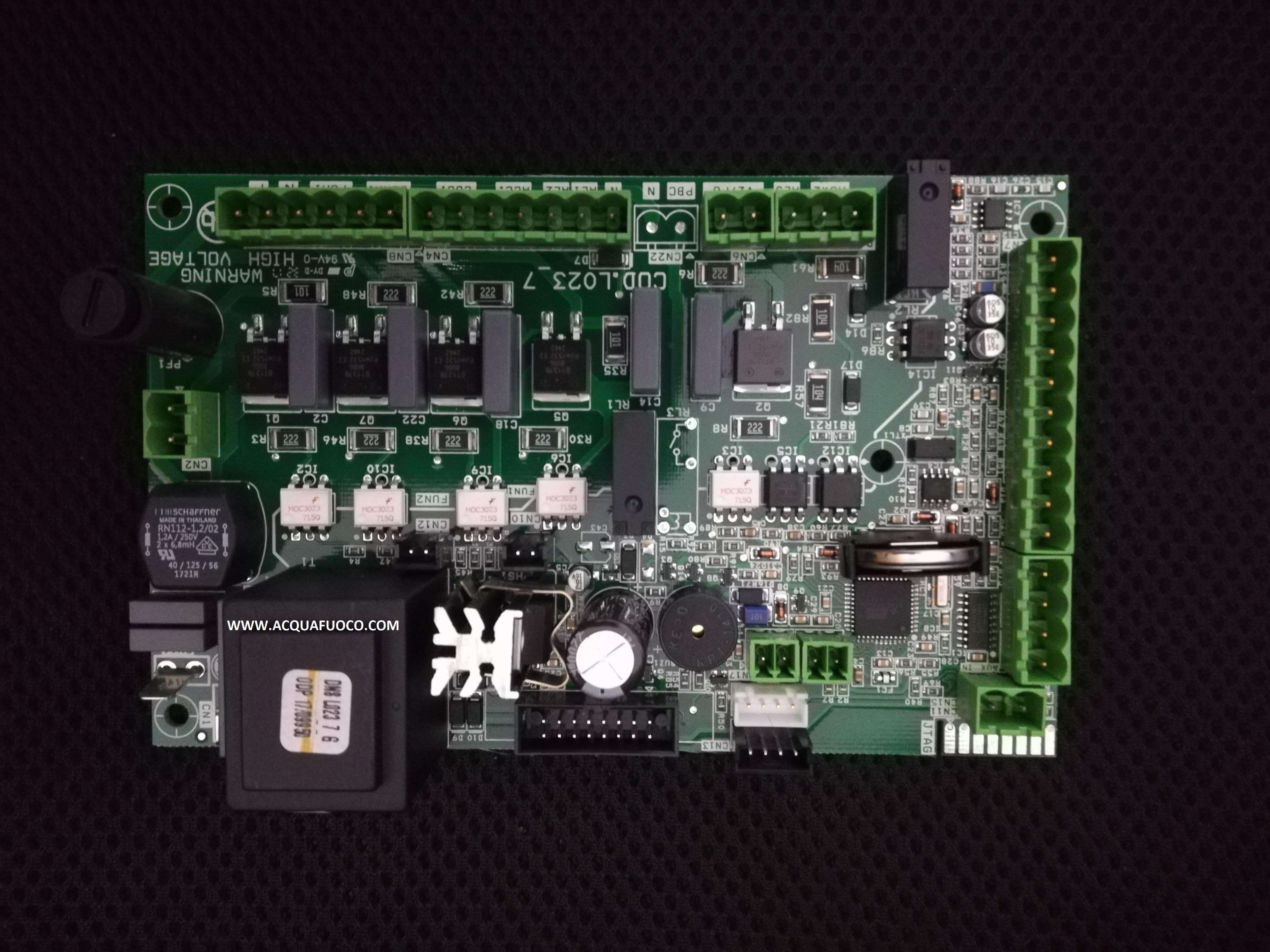 Scheda elettronica stufa ravelli www acquafuoco com for Parametri stufa pellet micronova