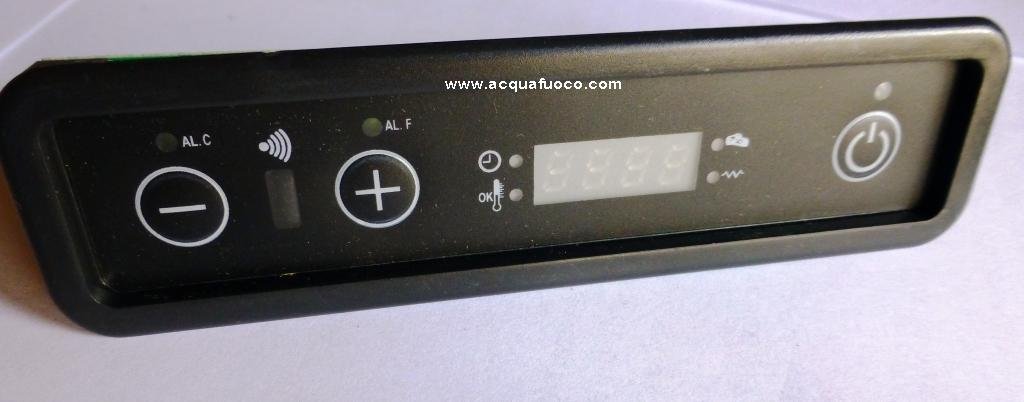 Display adler www acquafuoco com for Stufe a pellet adler recensioni